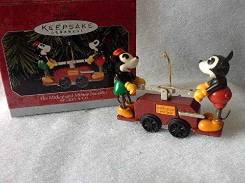 The Mickey and Minnie Handcar ()