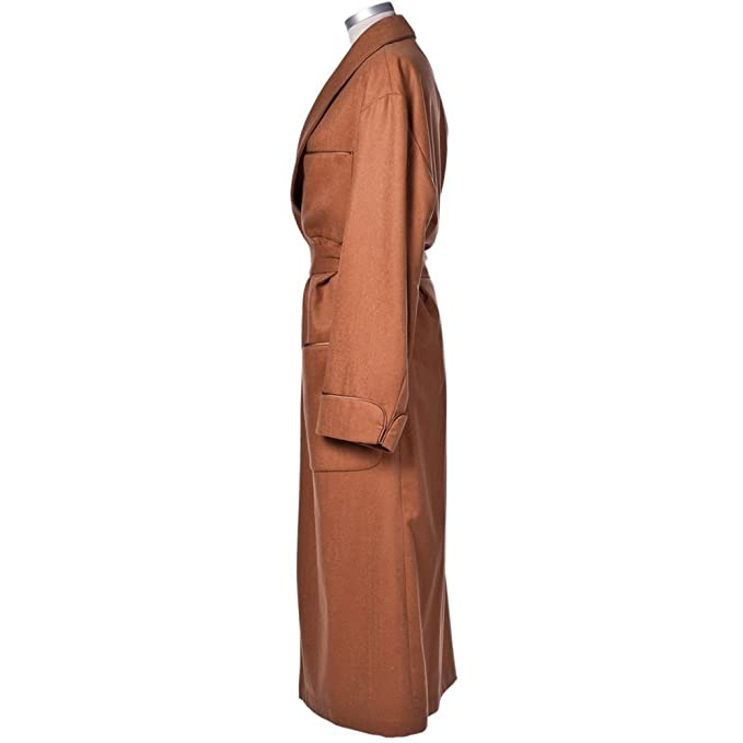 Daniel Hanson Cashmere Dressing Gown for Men: Amazon.co.uk: Clothing