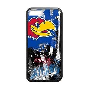 Diy iPhone 6 plus iPhone 6 plus case discount custom stylish Case for iPhone 6 plus Apple NCAA Kansas Jayhawks Logo