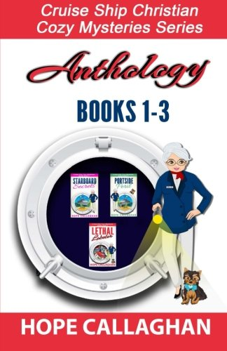 Full Cruise Ship Christian Cozy Mysteries Book Series By Hope - Cruise ship mysteries