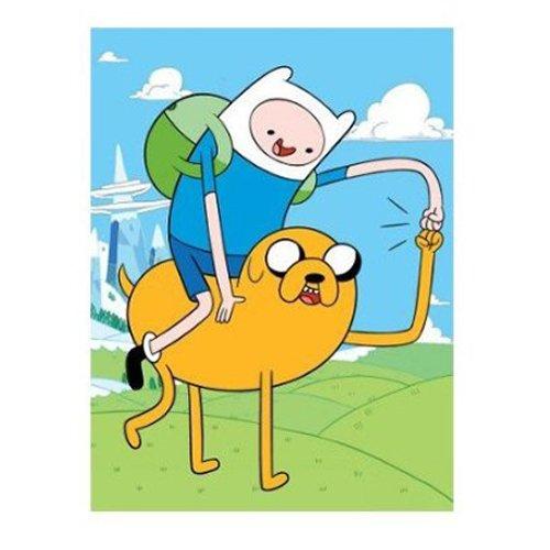 Cartoon Network, Adventure Time, Fist Pump