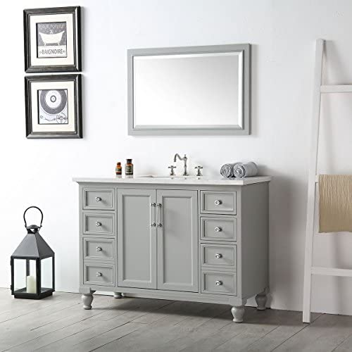 Decoraport 48 In. Bathroom Vanity Set DK-A-6548-CG M
