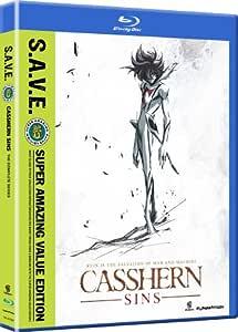 Casshern Sins - Complete Series S.A.V.E. [Blu-ray]