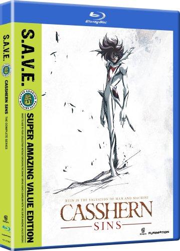 Casshern Sins: Complete Series S.A.V.E. [Blu-ray]