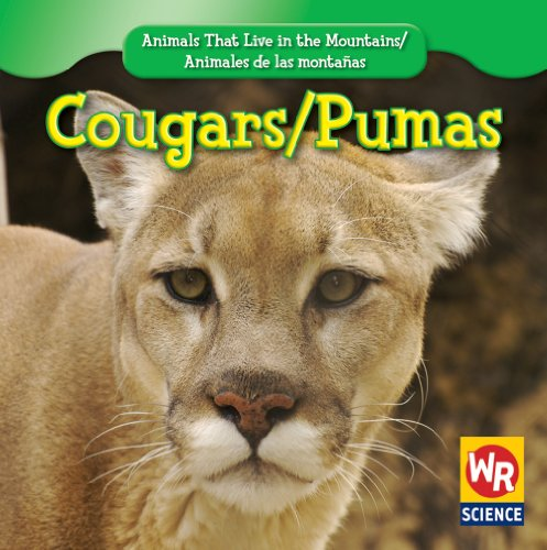 Cougars/ Puma (Animals That Live in the Mountains/Animales De Las Montañas) (English and Spanish Edition) by Weekly Reader/Gareth Stevens Pub