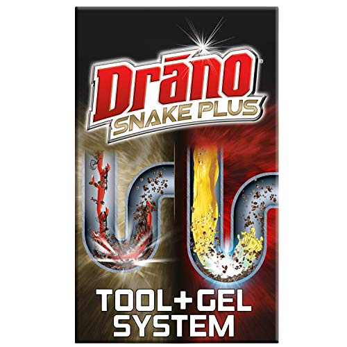 Drano Snake Plus Tool + Gel System, Commercial Line