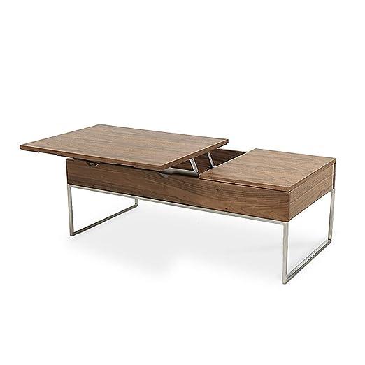 Lift Top Coffee Table Acabado,Mesa Plegable Mesa de Centro Moderna ...