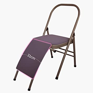 Unbne Yoga Headstand Bench 31 centímetros Ampliar Apoyo ...