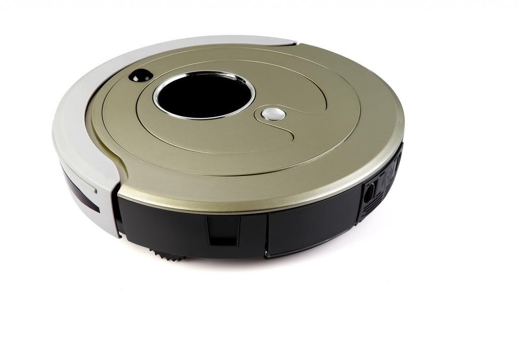 HROBOT Household Robot Vacuum Color Silver