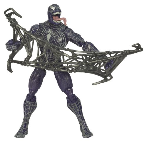 (Spider-Man Movie Classic 3 Action Figure - Venom)