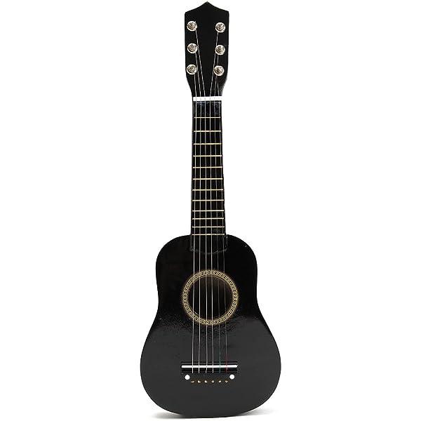 Origlam Guitarra acústica para principiantes de 23 pulgadas ...