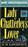 Lady Chatterley's Lover, D. H. Lawrence, 0451515196