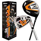 2014 Wilson X31 Mens Golf Package Set Graphite/Steel