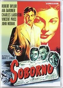 Soborno (The Bribe) - Robert Z.Leonard [DVD]