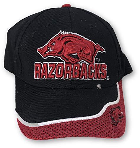 Outdoor Cap NCAA Arkansas Razorbacks Two-Tone Adjustable -