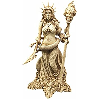 Greek Goddess Sorceress Witchcraft Hecate
