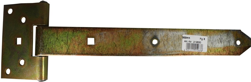 Kreuzgeh/änge verzinkt 3,5x300mm