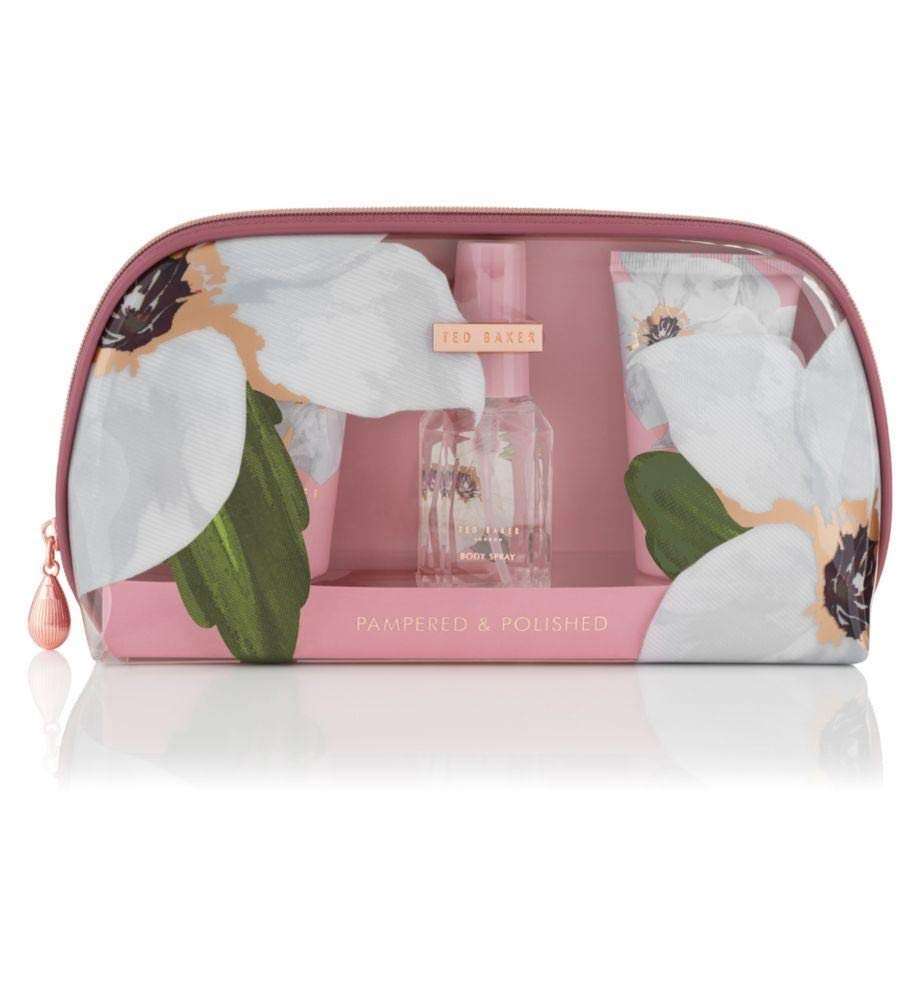 065775e8c Ted Baker Fragrant Bloom Pampered   Polished Mini Gift Bag  Amazon.co.uk   Beauty