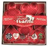 Fox Run Texas Hold'em Cookie Cutter Set