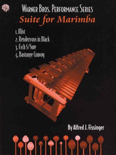 Suite for Marimba (Warner Bros. Performance Series) PDF