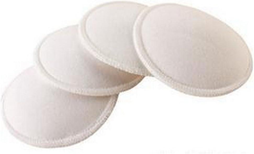 Dabixx Soft Saugf/ähigen Stilleinlagen Waschbar Wiederverwendbare Wattepads Stilleinlagen Stilleinlagen f/ür die Pflege 4 St/ück