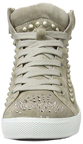 Kennel und Schmenger SchuhmanufakturQueens - Zapatillas Mujer Beige (natur/silver Sohle Weiss)