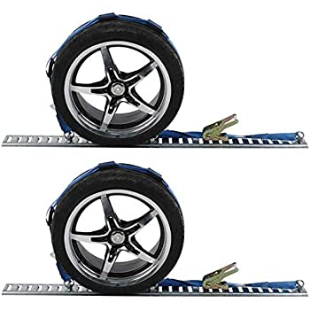 Amazon Com Wheel Strap With Etrack Fittings Amp 3 Rubber