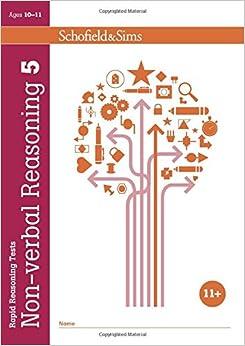 Rapid Reasoning Tests: Non-verbal Reasoning 5: 11+ Non-verbal Reasoning, Ages 10-11