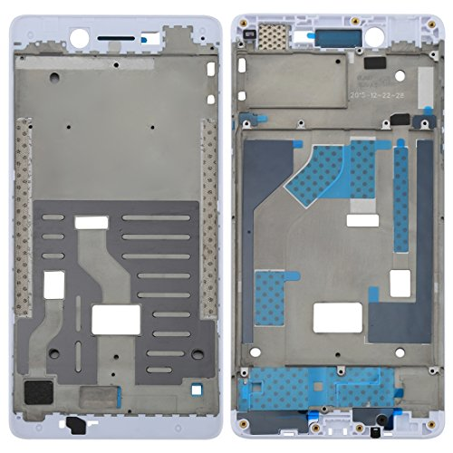 Replacement Parts New Oppo A35 / F1 Front Housing LCD Frame Bezel Plate Repair Broken Cellphone.