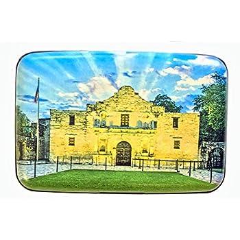 Amazon.com: Grupo higo diseño Texas Estado Bandera Robo de ...