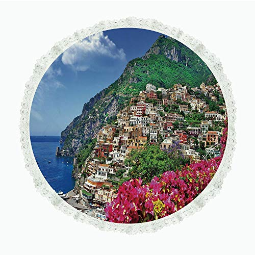 Outdoor Amalfi Bar Table (iPrint 50