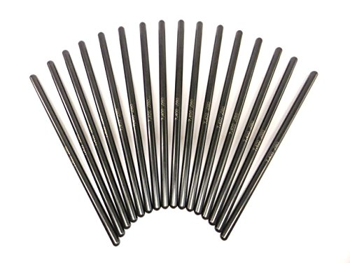 (Brian Tooley LS1 CHROMOLY PUSHRODS 5/16 DIAMETER 4.8 5.3 6.0 LS6 LS2 LS3 7.4 BTR)