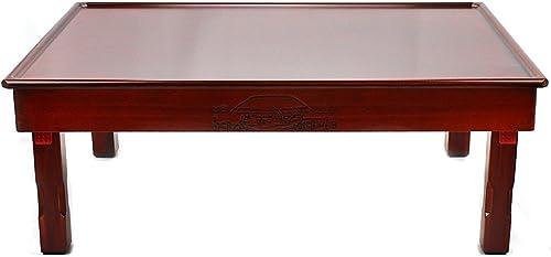 Excelife 86150 Multi Folding Wooden Korean Tea Table M Size, Medium