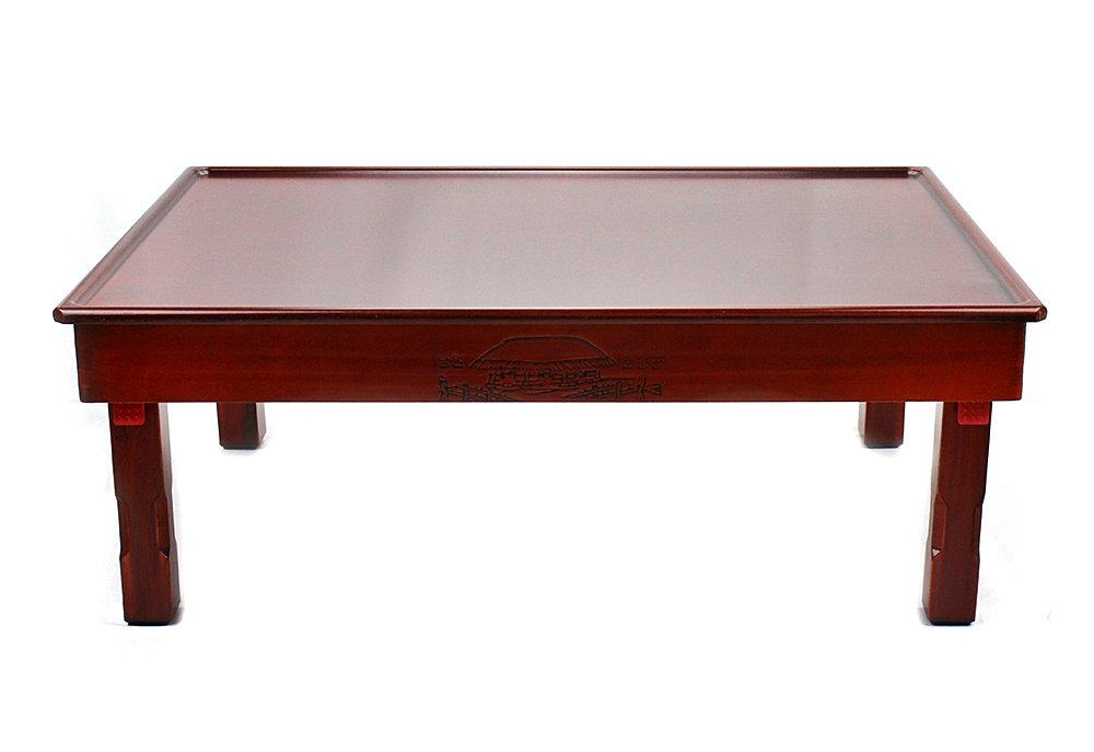 Excelife 86150 Multi Folding Wooden Korean Tea Table M Size, Medium by Excelife