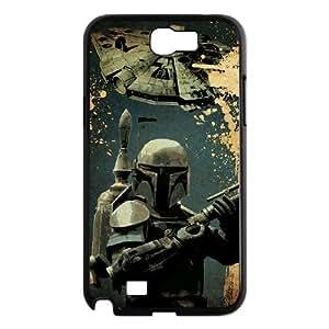 C-EUR Diy Phone Case Star Wars Soldier Pattern Hard Case For Samsung Galaxy Note 2 N7100
