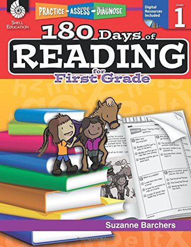 Days Reading First Grade Practice