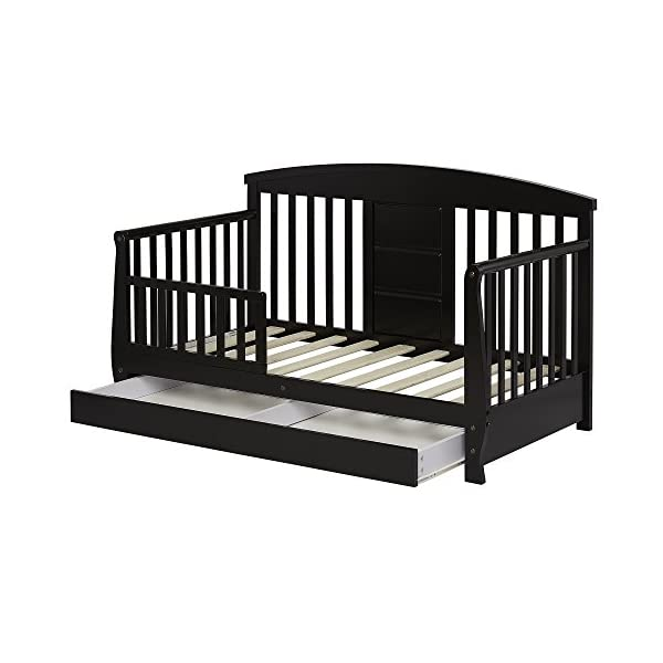 Dream On Me Deluxe Toddler Day Bed 3