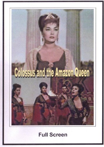 Colossus and the Amazon Queen 1960 (Colossus And The Amazon Queen compare prices)