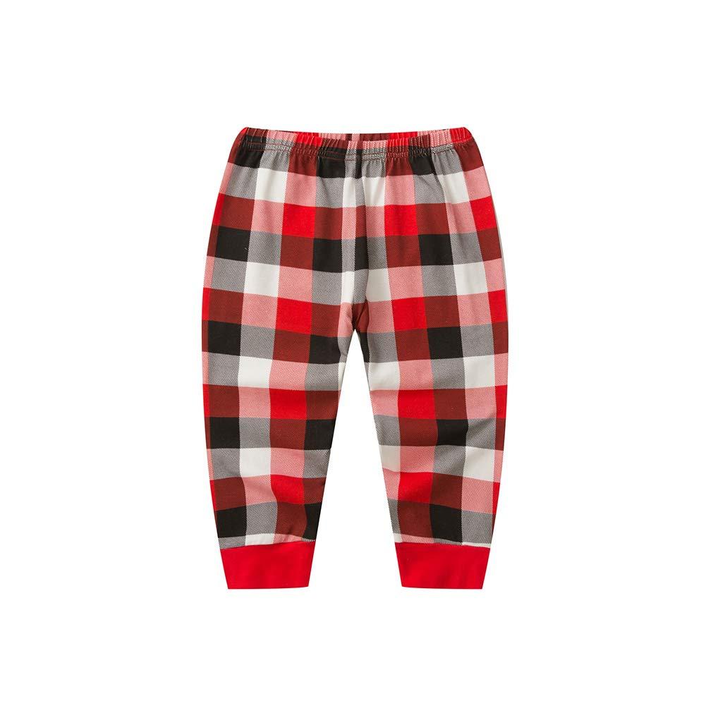 Amazon.com: Juego de pajamas de cereza de Navidad para ...
