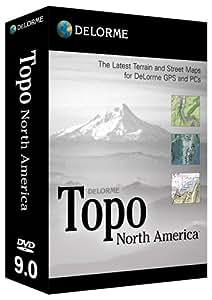 DeLorme Topo North America