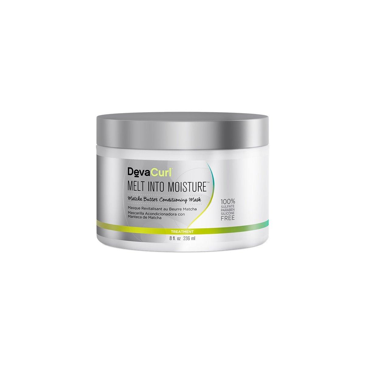 DevaCurl Melt Into Moisture Mask 8oz by DevaCurl