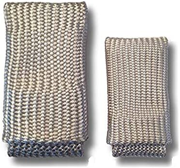 Up to 1000℃ 2PK Tig Finger Heat Shield X-Large