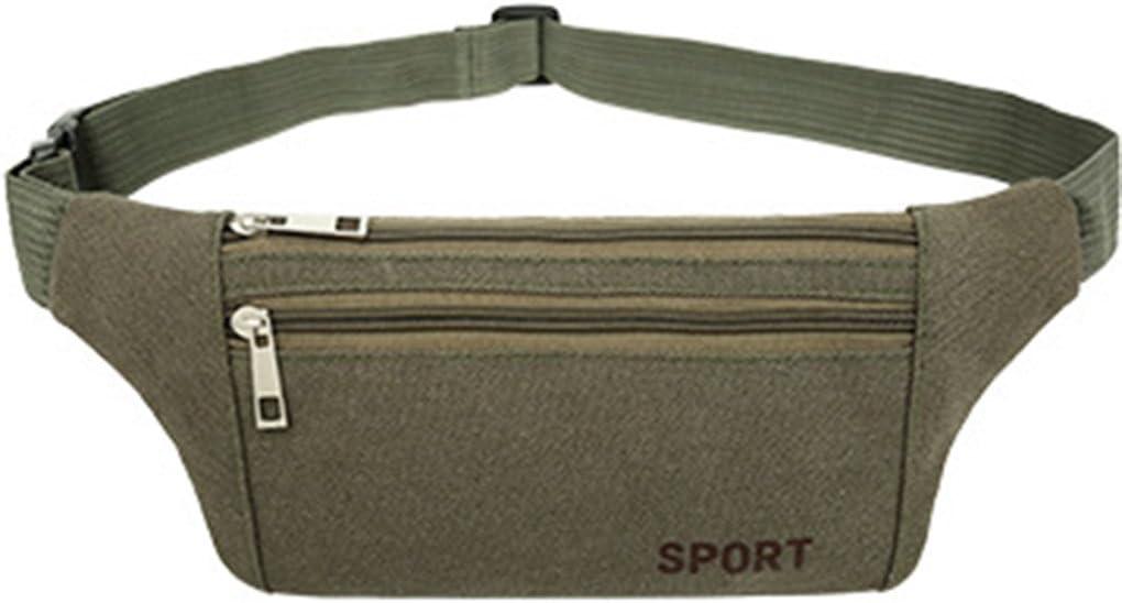 LemonGirl Waist Bag Travel Fanny Pack Bag Waist Bag for Hiking Cycling
