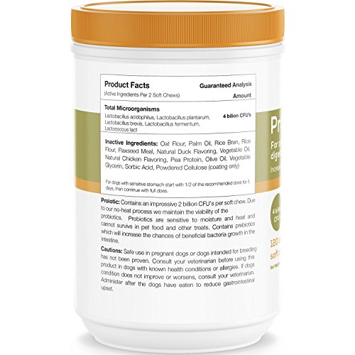 60%OFF PointPet Probiotic Supplement for Dogs, Complete