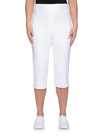 b6dc2f397e4 Alfred Dunner Women s Turks   Caicos Allure Clam Digger at Amazon Women s  Clothing store