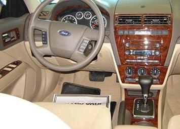 amazon com ford fusion interior wood dash trim kit set 2010 2011