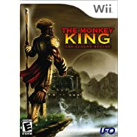 Monkey King: The Legend Begins - Wii