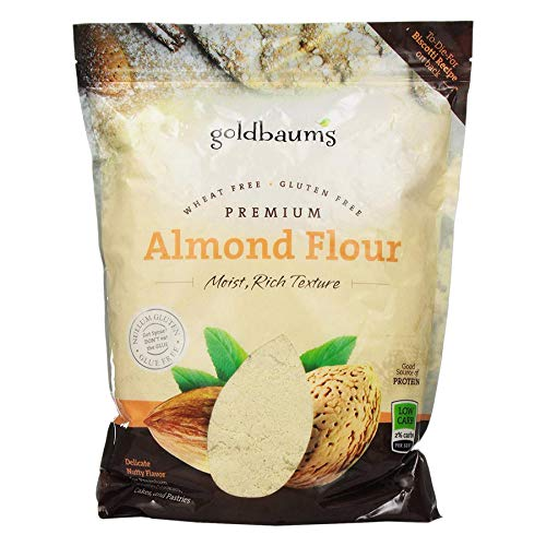 Goldbaums Almond Flour Bag, Kosher For Passover, Gluten-Free, 32 Ounce Bag (Single)