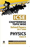 ICSE Physics Chapterwise-Topicwise Solved Papers Class 10th