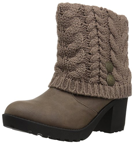 Muk Luks Kvinna Christa Mode Boot Timber